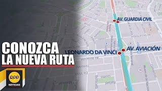 Corredor Azul: Ruta Javier Prado - La Marina - Faucett│RPP