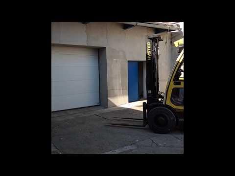Front Forklift HYSTER H3.OFT 2008
