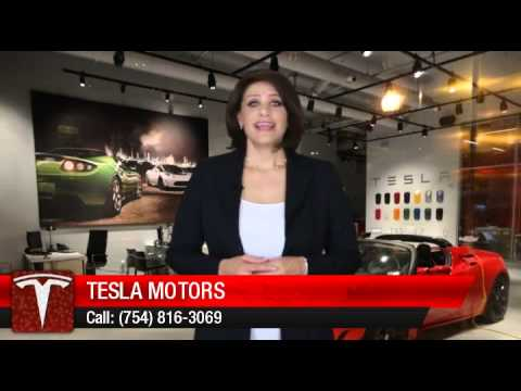Tesla Motors Dania Florida Review