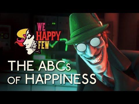 Игровой процесс We Happy Few показали в новом ролике