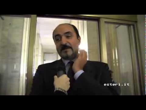 X Conferenza degli Ambasciatori – Intervista Ambasciatore a Doha, Guido De Sanctis
