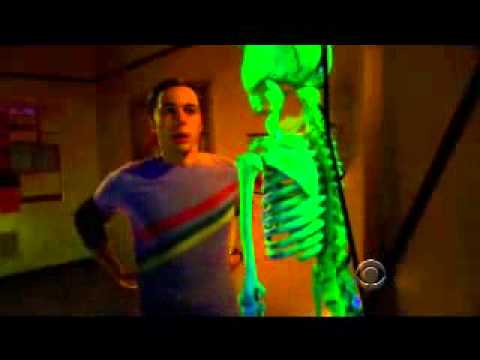 "l' halloween di ""the big bang theory"""