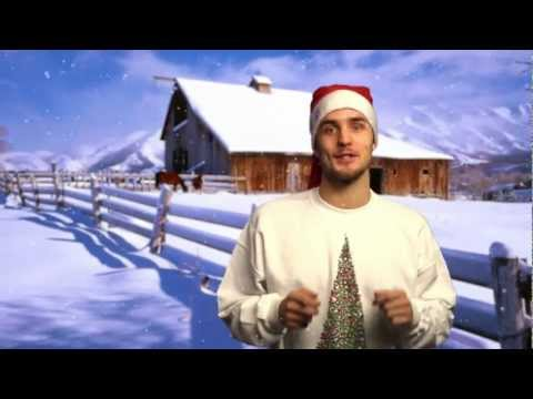 Blackhawks Christmas Album Commercial
