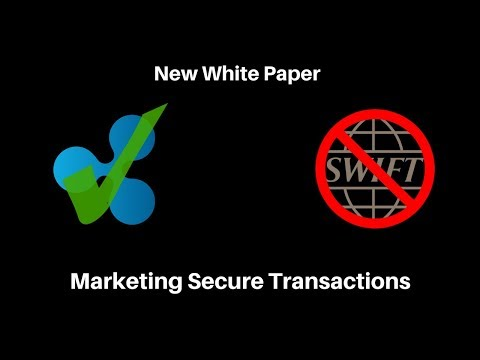 Ripple New Marketing Strategy? SWIFT Is DONE!