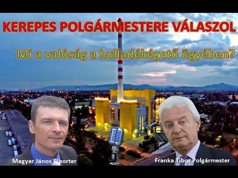 Kerepes Polgármestere válaszol 7. - 2016.06.06. Hulladékkezelő
