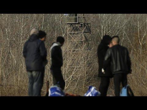 Έβρος: Η Άγκυρα εκκενώνει την περιοχή απέναντι από τις Καστανιές – Τηλεδιάσκεψη υπό τον Μητσοτάκη…