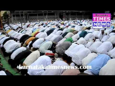 Mangaluru Muslims Celebrates Bakrid