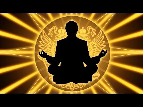 Сеанс медитации с Путиным