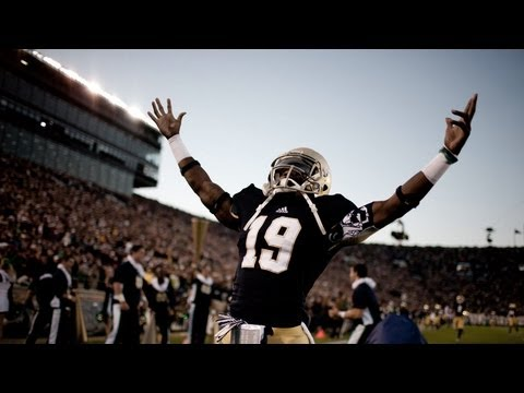 "College Football 2013 Motivational/Pump Up: ""You vs. Them"""