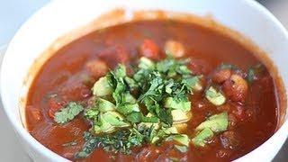 Three Bean Veggie Chili