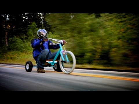 Trike Racing - The Fast And The Furious