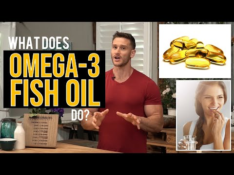 What Does Omega-3 Fish Oil Do? The Benefits Of Antler Farms New Zealand Fish Oil By Thomas DeLauer