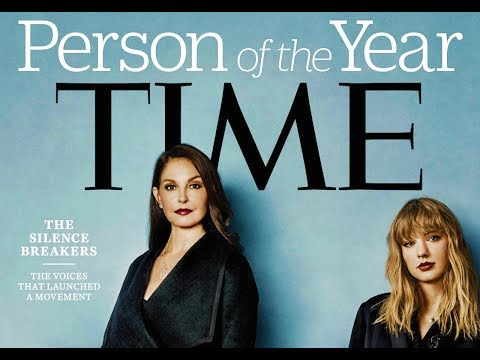 TIME Person Of The Year Is...