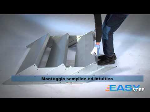 Easy Step scala fissa in kit