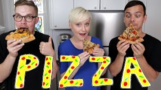 Why Is Pizza The Perfect Food? ft. The Domestic Geek