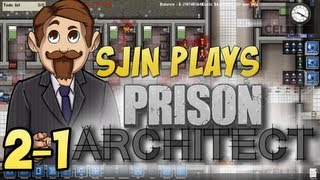 Prison Architect - 2 - 1: Peach Palm Blossoms