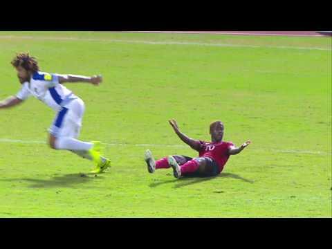 Тринидад и Тобаго - Панама 1:0. Видеообзор матча 25.03.2017. Видео голов и опасных моментов игры
