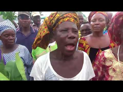 FULANI HEADSMEN ATTACK:  UGO Community protest in Edo.