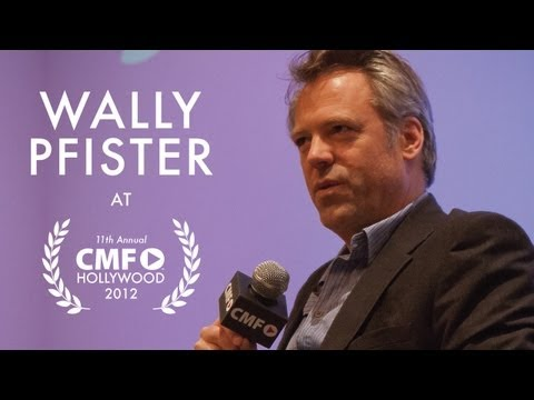 Wally Pfister on The Dark Knight Rises at CMF Hollywood 2012