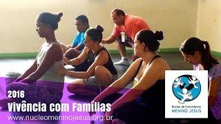 Vídeo Vivência Com Famílias