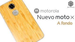 Nuevo Moto X   Análisis A Fondo
