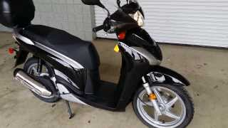 10. 2010 Honda SH150i / Used Scooters For Sale at Honda of Chattanooga - TN GA AL Motorcycle Dealer