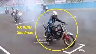 Video RX King Dikeroyok Kawasaki Ninja | Race Sirkuit Sentul MP3, 3GP, MP4, WEBM, AVI, FLV Agustus 2018