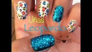 Uñas de Leopardo - YouTube
