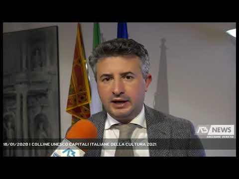 18/01/2020   COLLINE UNESCO CAPITALI ITALIANE DELLA CULTURA 2021