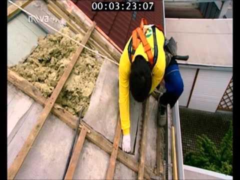 Rady ptáka Loskutáka - kompletní rekonstrukce zateplení střechy