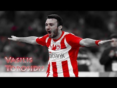 Vasilis Torosidis - Melhores Momentos (Olympiakos)