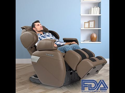 RELAXONCHAIR MK-II Plus [Redesigned] Full Massage Chair with Built Heating and Air Massage System