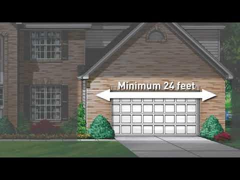 Smarter Solution to Building Garage Doors: HFX IRC Shear Wall Panel