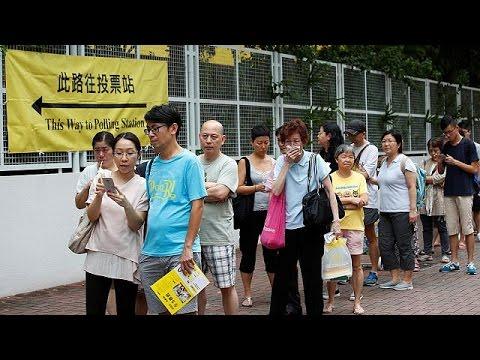Χονγκ Κονγκ: Πρώτες εκλογές μετά τις διαδηλώσεις για δημοκρατία