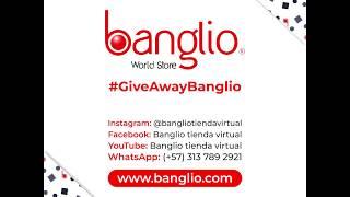 Próximamente nuevo #GiveAwayBanglio