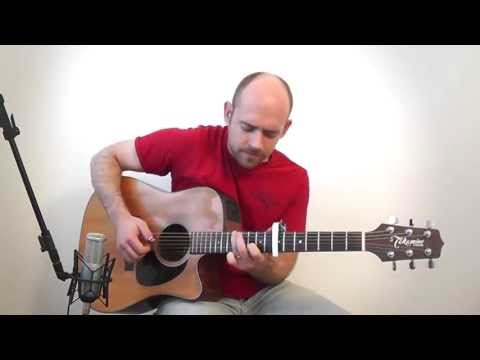 Here comes the sun (Beatles) – Acoustic Guitar Solo Cover (Violão Fingerstyle)