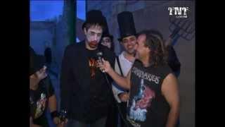 HACHA -- Video reportaje GinetaRock 2012 (TNT Radio) Especial con HACHA, grabado en el festival Gineta Rock, en el que puedes ver entrevista a la banda y ...