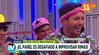 KAISER en vivo en la TV CHILENA [15/8]