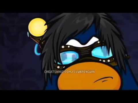 Club Penguin  Noche de Brujas 2012 Comercial. (Mejor Calidad)