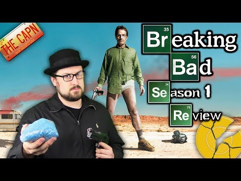 Breaking Bad: Season 1 Review