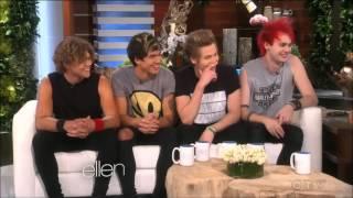"""5SOS - Entrevista en """"The Ellen Show"""" (Traducido al Español)"""