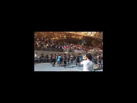 فيديوهات تتويج ثانوية بقعاء ببطولة المملكة لكرة القدم1438هـ