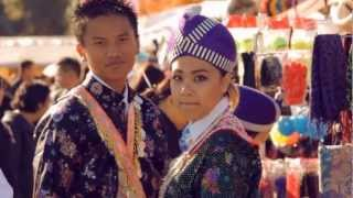 2012-2013 Sacramento Hmong New Year (Canon T3i Video)