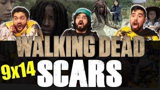 The Walking Dead - 9x14 Scars - Reaction