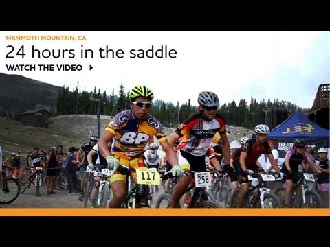 24-hour Endurance Bike Race Mountain Bike Race in Mammoth Lakes