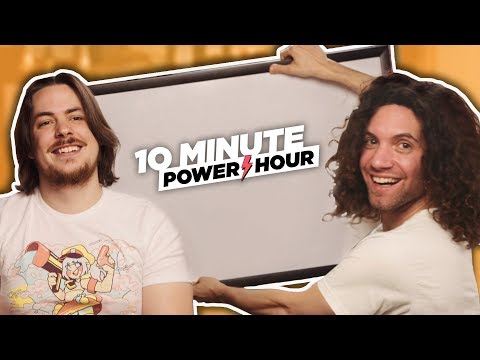 Just Married Part 2 - 10 Minute Power Hour