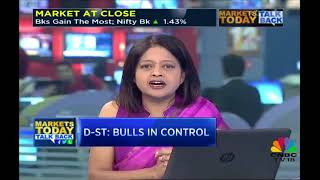 MarketToday | Dalal Street Shugs Away its Blues | Cabinet Approves PSB Merger | CNBC TV-18