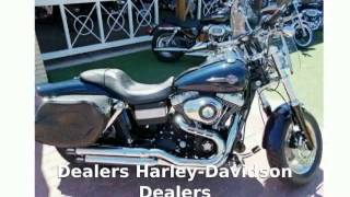 7. 2008 Harley-Davidson Dyna Glide Fat Bob - Review, Features - motosheets
