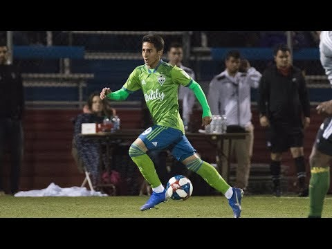 Video: Interview: Marlon Vargas on starting against the Portland Timbers