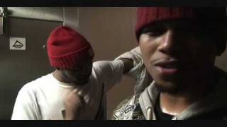 """one neck, two chains: Pac Div Interview + Performs New Song """"Shine"""""""